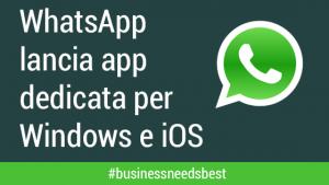whatsapp app windows ios