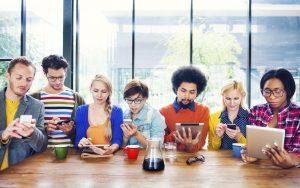 """""""millennials abitudini di acquisto"""""""